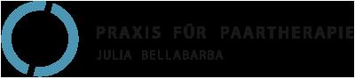 Logo der Praxis für Paartherapie Julia Bellabarba